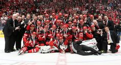 Canada wins first gold since 2009 at 2015 IIHF World Junior Championship
