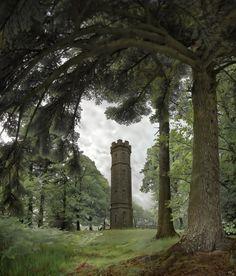Keiths Tower, Scotland