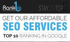 #SEO #Service #Company India provides complete and guaranteed Top 10 Ranking…