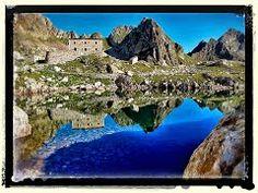 Summer on Alpi Marittime