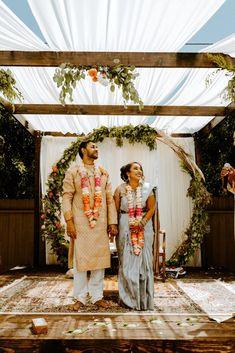Intimate Backyard Indian Wedding – Carmelisse Photography – Leilani Weddings 41