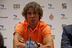 Rueda de prensa Rafa Nadal by BancoSabadell, via Flickr