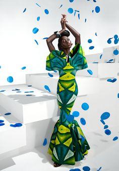 Vlisco-Sparkling-Grace-Fashion-Kaleidoscope.jpg (664×961)