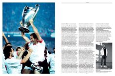 BARESI VS ZAZA   L'Officiel  Interview with footballers Baresi and Zaza