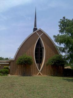 Church in Abilene