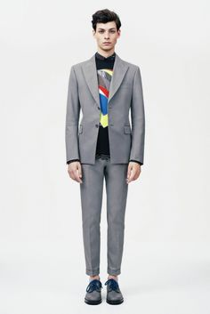 SPRING 2015 MENSWEAR CHRISTOPHER KANE COLLECTION