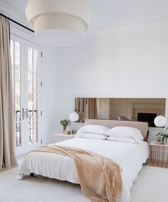 minimal bedroom decor #style #interiordesign