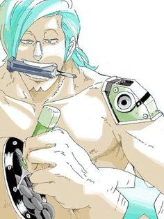 Franky ❤ - One Piece