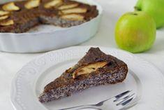 Šťavnatý makový koláčik