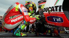 Valentino Rossi, Ducati Team, Catalunya Circuit
