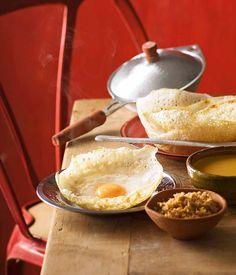 Peter Kuruvita: Egg hoppers :: Gourmet Traveller