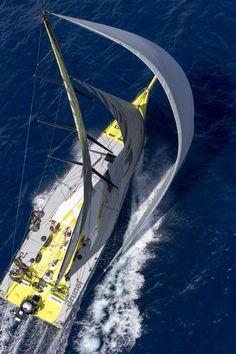 Brunel Sailing Volvo Ocean race 2014