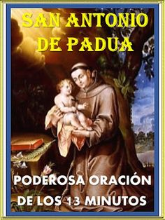 God Prayer, Prayer Quotes, Oracion A San Antonio, Spanish Prayers, Miracle Prayer, Catholic Religion, Catholic Prayers, Life Motivation, Dear God