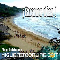 "Comenzamos  la mañana  con un gran ""Buenos Días""  #Venezuela #Higuerote #Caracas #Maracaibo #Mérida #SanCristobal #Barinas #Valencia #Maracay #Barquisimeto #PuertoOrdaz #PuertoCabello #Margarita #Maturín #PuertoLaCruz #ColoniaTovar #LaVictoria #Coro #Guárico #amanecer #día #änimo #playas #beach #playasdevenezuela #costasdevenezuela #mar #arena #sol"