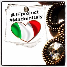 #JF #JFproject #Italy #jessicagrespi #handmade #madeinitaly #jewellery #mantova #website #jfprojectdotcom #design #contemporaryjewel #swarovski #zip #fashion #JFcollection #italia #heart