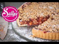 Sallys Blog - Zwetschgenkuchen mit knusprigen Haferflockenstreuseln 23.082015: Hefeteig 250 g Mehl ½ W. Hefe 2 EL warmes Wasser 40 g Zucker 100 ml Milch ½ TL Salz 1 Ei 40 g zerlassene Butter