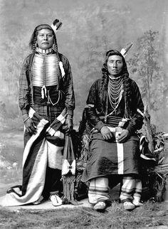 Shoshone Men - 1905