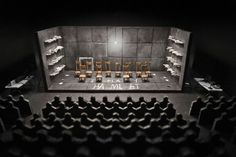 York Events: Theatre @ York Presents Heiner Mueller's 'Hamletmachine'