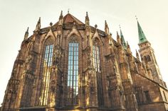 St. Sebald  Nuremberg Alemania