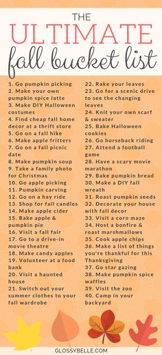 fall decor ideas The Ultimate Fall Bucket List: 40 Fun Activities To Try This Autumn Looking for the ultimate fall bucket list of activities? Here are 40 fun indoor & outdoor fall activities for your autumn to-do list!