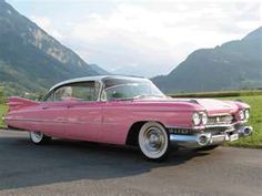 """""""You may drive a pink cadillac but don't you be nobody's fool."""""""
