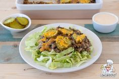 Low Carb Keto, Low Carb Recipes, Healthy Recipes, Big Mac, Keto Dinner, Food And Drink, Menu, Lunch, Ethnic Recipes