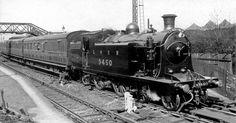 LNER 9540  Class C16 Steam Railway, British Rail, Steam Engine, Steam Locomotive, Diesel, Scotland, Track, Colours, Board
