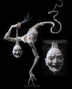 """""""Grandmama"""" - sculpture by @forestrogers #inspiration"""