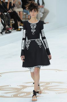 Chanel Collection Slideshow on Style.com