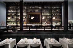 Dining Room in Los Angeles, CA by Matt Blacke Inc