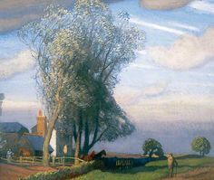 Willow Tree Farm by George Clausen