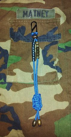 Ranger Pace Beads ready for use