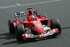 Schumacher; Ferrari F2004 (2004)