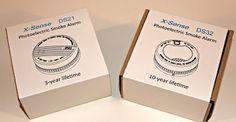 DIMMI CON CHI VAI E TI DIRO' CHI SEI: Review X-Sense Rilevatore di Fumo DS21 e DS32