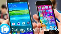 iPhone 5s vs Samsung Galaxy S5: Head to head!