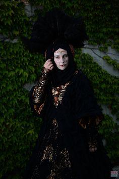 Sabe Black Decoy Costume Recreation, photo by Dobrochna
