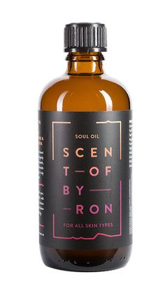 Scent of Byron - Soul Oil Body Care, Whiskey Bottle, Health And Beauty, Oil, Bath And Body, Butter