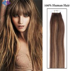 High Quality PU Skin Weft Human Hair Extensions! Buy Here! Whatsapp; 18561632523 https://www.aliexpress.com/store/product/Piano-Color-Hair-US-Tape-In-Human-Hair-Extensions-Remy-Straight-Human-Tape-In-Extensions-50g/933660_32736434702.html