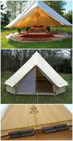 Canvas Tent Luxury Danchel