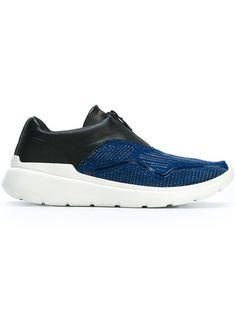 DIESEL Chunky Sole Sneakers. #diesel #shoes #sneakers