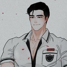 Manhwa, Anime Manga, Anime Guys, Bl Webtoon, Shounen Ai, Kaneki, Fujoshi, Chibi, Character Design