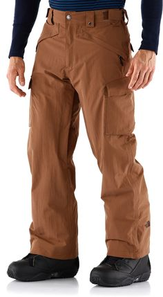 Load these cargo pants with snacks.