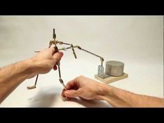 R1 - kinetic armatures stop motion rig unboxing - YouTube