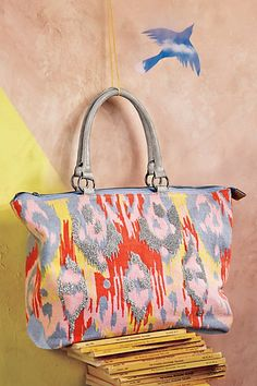 Pacifica Tote #anthropologie