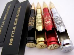 Merry Christmas 50 Caliber Bottle Breachers! Unique Bottle Opener Gift for any occasion. Custom Engraving and Gift Box Available. Great gift for dad, husband, boyfriend, brother, grandpa. #BreacherUp #MerryChristmas