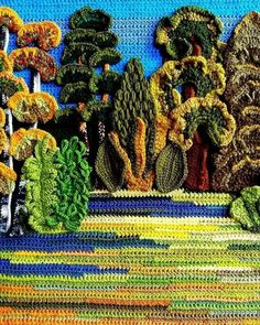 VK is the largest European social network with more than 100 million active users. Crochet Cactus, Freeform Crochet, Irish Crochet, Crochet Flowers, Knit Crochet, Crochet Wall Art, Leaf Crafts, Crochet Decoration, Crochet Needles