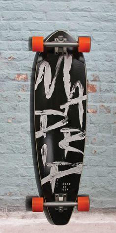 "Longboards USA - Madrid Strokes Rocker Pintail Longboard 37.25"" - Complete, $169.00 (http://longboardsusa.com/longboards/cruiser-longboards/madrid-strokes-rocker-pintail-longboard-37-25-complete/)"