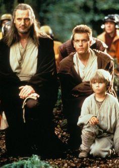 Lineage: Qui-Gon Jinn, Obi-Wan Kenobi, Anakin Skywalker