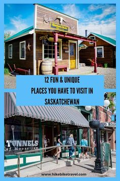 12 fun and unique places to visit in Saskatchewan covering a huge part of the country. Includes a very cool place to stay in chuckwagons Cool Places To Visit, Places To Travel, Places To Go, Visit Canada, Canada Canada, Canada Destinations, Saskatchewan Canada, Canadian Travel, Explorer