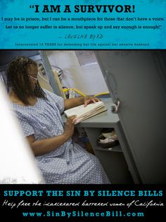 It's time for the incarcerated, battered women of California to go home to their families after decades behind bars!